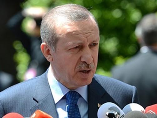 Erdoğan'dan adli yıl mesajı