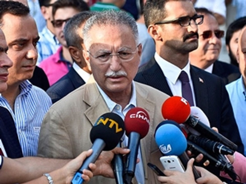 İhsanoğlu'na destek veren parti sayısı 14'e çıktı