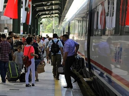 İki ayda 220 bin yolcu taşındı
