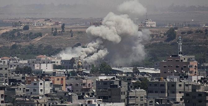Gazze'de yeniden ateşkes girişimleri