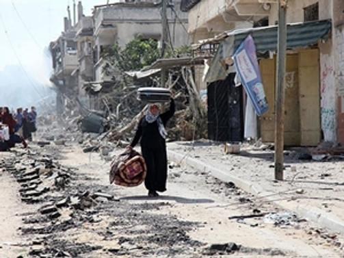 Liderler Gazze'de ateşkesi görüştü