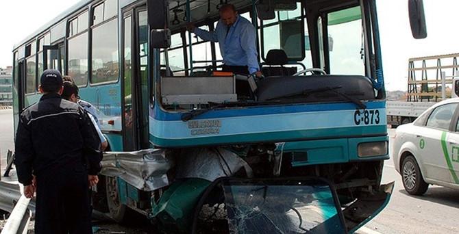 İstanbul'da kaza: 11 yaralı