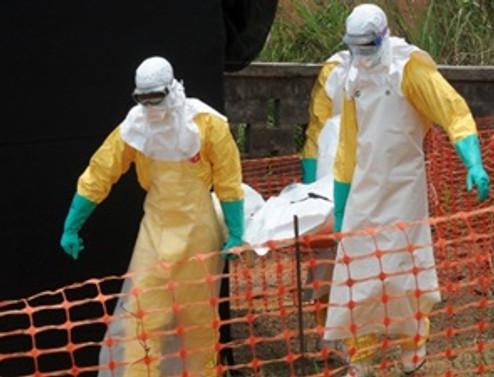 Ebola'nın son kurbanı Avrupa'dan