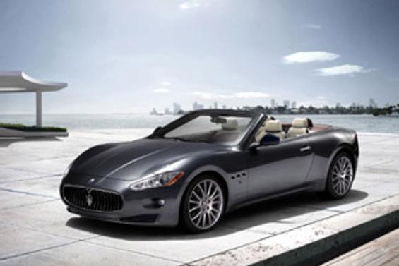 Üç günde 3 Maserati satıldı