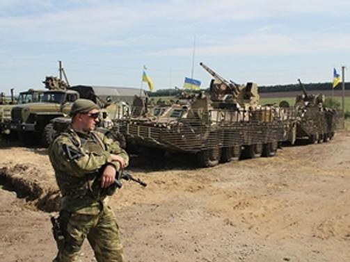 Ukrayna krizi için Minsk'te toplantı
