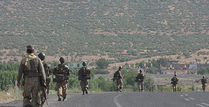 Siirt'te 3 özel güvenlik görevlisi kaçırıldı