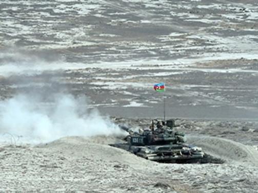 Çatışmalar sürüyor: 4 Azeri asker şehit