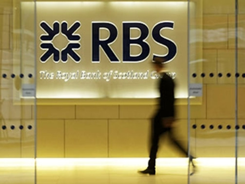 RBS'den 400 milyon sterlinlik foreks tamponu