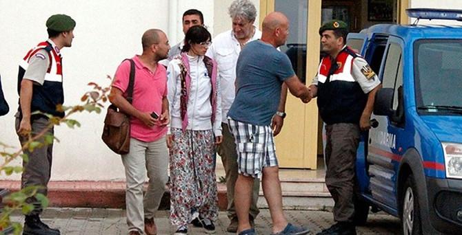 Galatasaraylı eski basketbolcunun kızı kurtarıldı