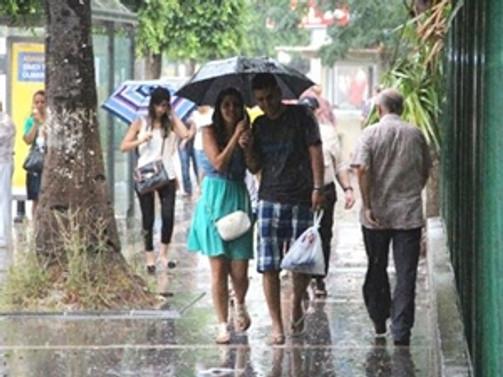 Yağışlı hava etkili olacak