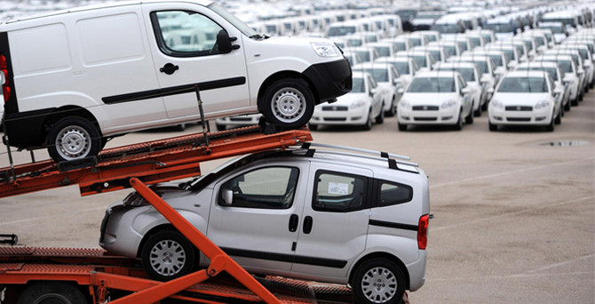 Otomotiv endüstrisinin ihracattan aldığı pay yüzde 18