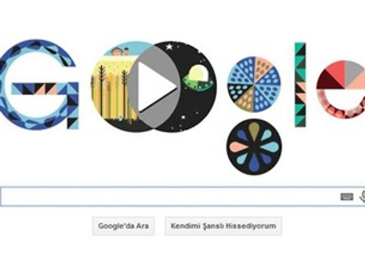 Google'dan John Venn'e özel doodle