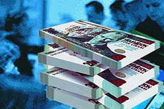 Bankaların verdiği kredi yüzde 2.8 arttı