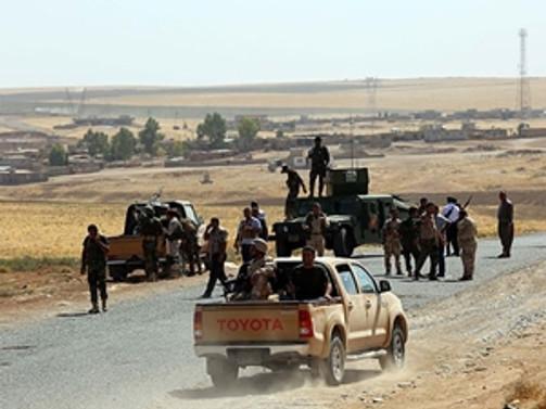 Irak'ta 20 IŞİD militanı öldürüldü