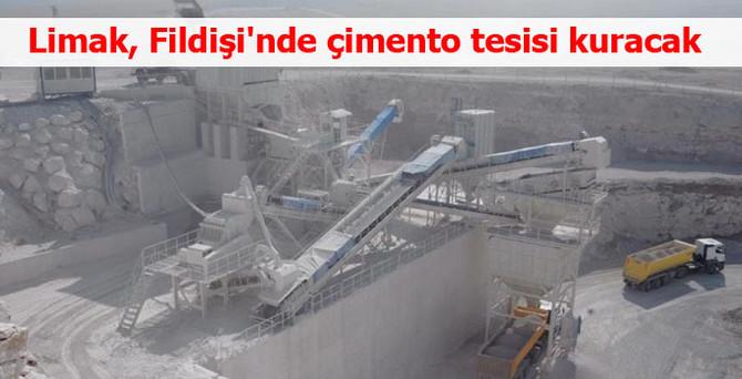 Limak, Fildişi'nde çimento tesisi kuracak