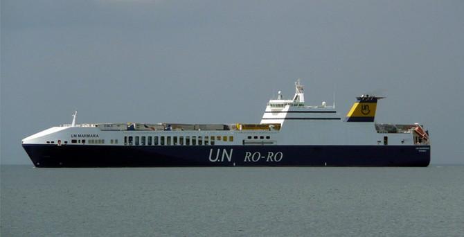 U.N Ro-Ro 'Esas'tan satıldı