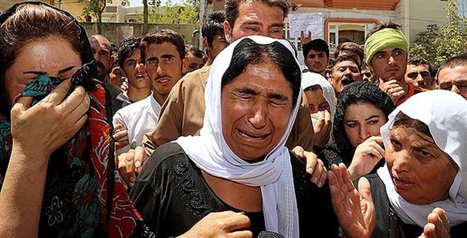 Yezidiler Laleş'e sığınıyor