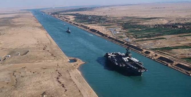 Mısır yeni bir 'Süveyş Kanalı' açıyor
