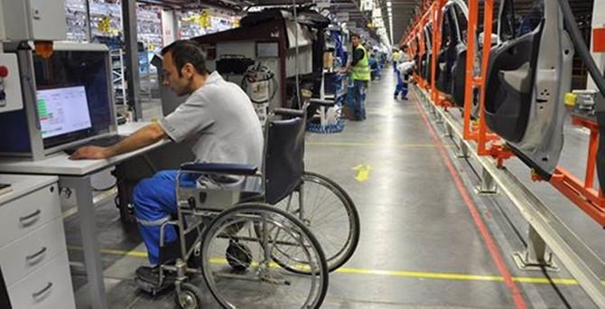 Çalıştırılmayan her engelli için bin 903 lira ceza