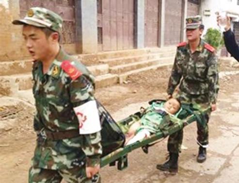 Çin'deki depremde ölü sayısı 589'a yükseldi