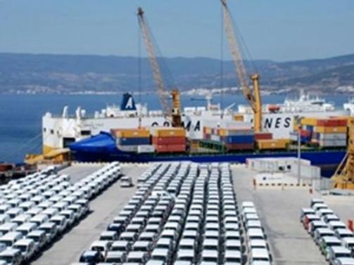 Otomotivde AB'ye ihracatın payı arttı