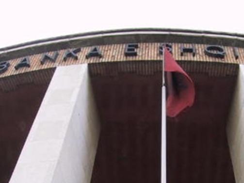 Arnavutluk Merkez Bankası'nda soygun iddiası