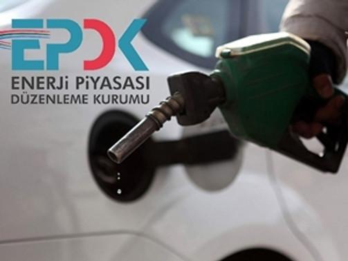 EPDK'dan 6 şirkete 6.4 milyon lira ceza
