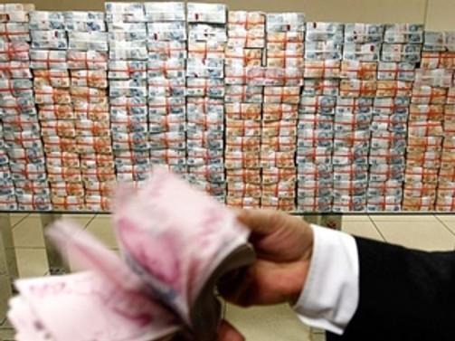 Bankacılık sektörü mevduatları 1 trilyon lirayı geçti