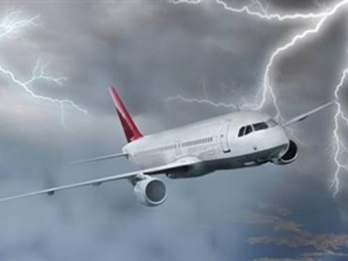 Fırtına hava ulaşımını da vurdu