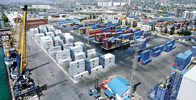 Kocaeli'nden 2,8 milyar dolarlık ihracat
