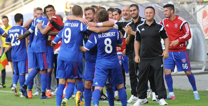 Karabükspor play-off'a yükseldi