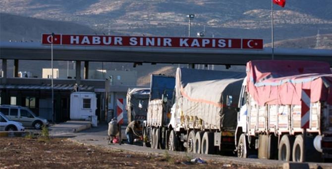 Türk kamyonlarına yeni güzergah