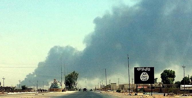 ABD, IŞİD'i havadan vurdu: 8 ölü 20 yaralı