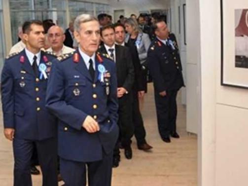 Orgeneral Öztürk'ten birliklerde inceleme