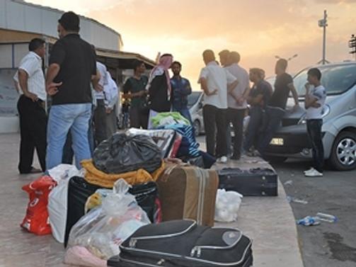 IŞİD'den kaçan Yezidiler Mardin'e sığındı