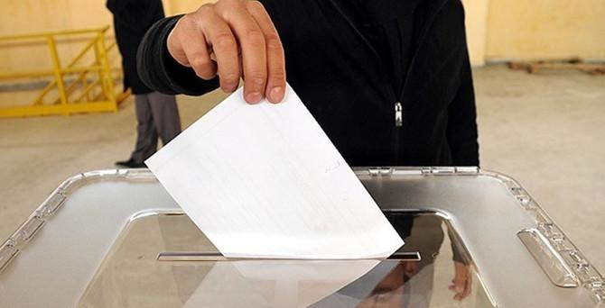 Seçim yasakları başladı
