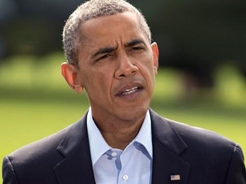 Obama'dan göstericilere gözdağı