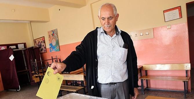 Türkiye cumhurbaşkanını seçiyor