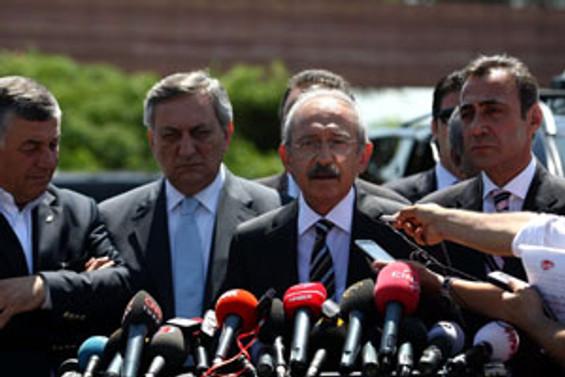 Kılıçdaroğlu, Ankara'ya dönüyor