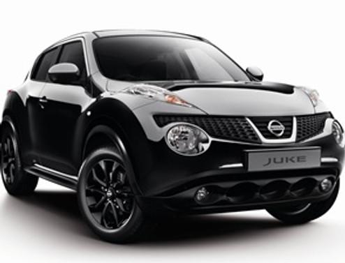 Nissan Juke yenilendi