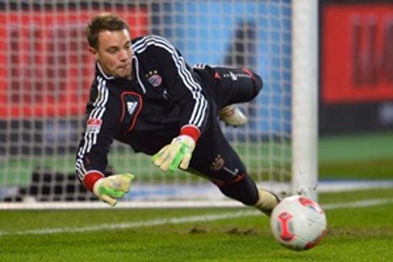 Almanya'da yılın futbolcusu Neuer