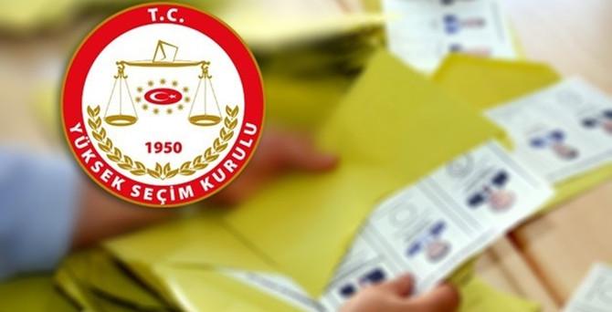 Seçim takvimi 10 Mart'ta başlayacak