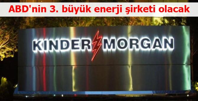 ABD'nin 3. büyük enerji şirketi olacak