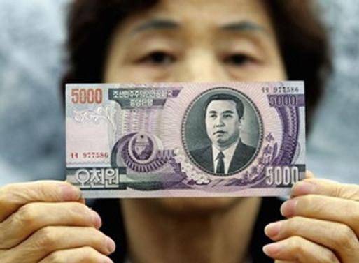 Kuzey Kore'nin kurucusu banknotlardan silindi