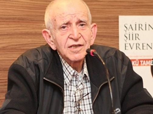 Melih Cevdet Şiir Ödülü Ülkü Tamer'in