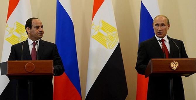 Rusya ile Mısır arasında işbirliği