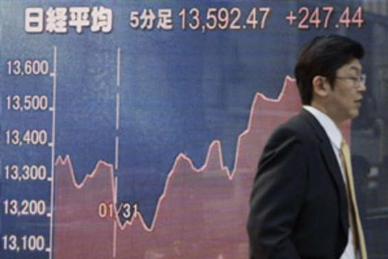 Japonya'da çekirdek enflasyon % 2,4 çıktı
