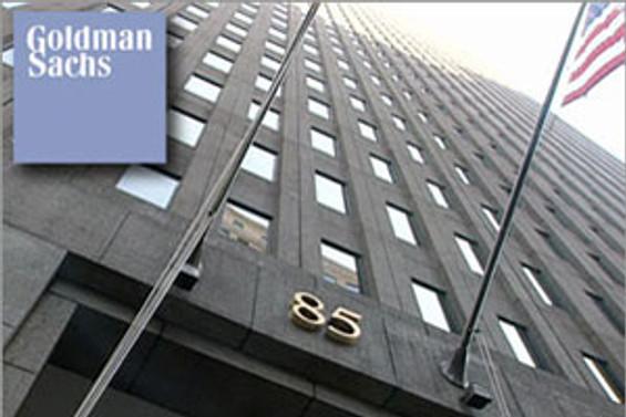 Goldman Sachs, büyümeyi 2010 yılı için yukarı yönlü revize etti