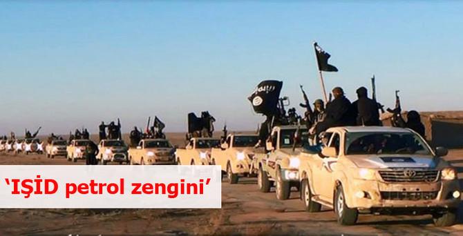 'IŞİD petrol zengini'