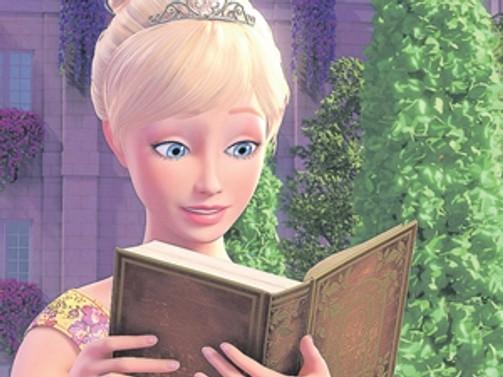 Barbie, bu kez sihir dünyasında